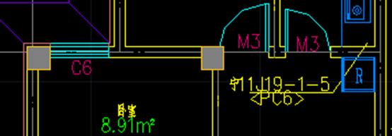 CAD建筑绘图时怎么画门窗