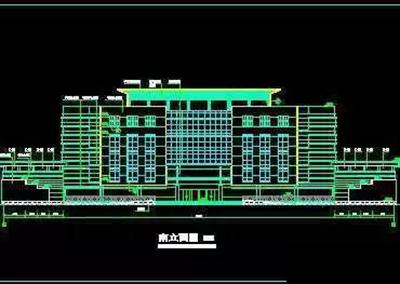 CAD建筑施工图绘制要求(一)