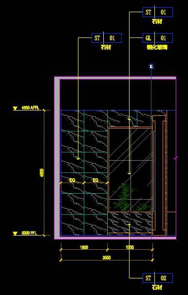 结构图设计CAD之装饰设计