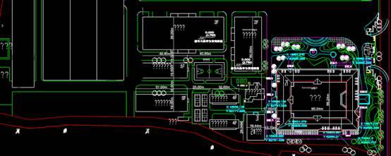 家具工厂生产区CAD绘制户型图