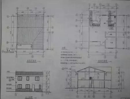 CAD施工图校对方法