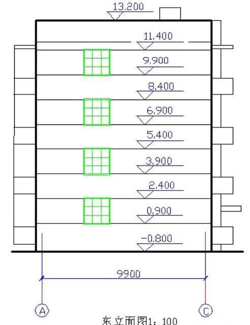 CAD建筑绘图基础知识点介绍
