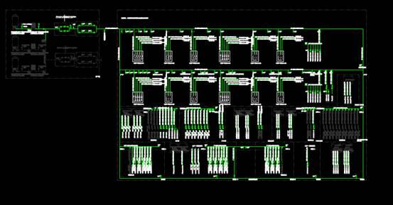 机械设备CAD电气工程制图