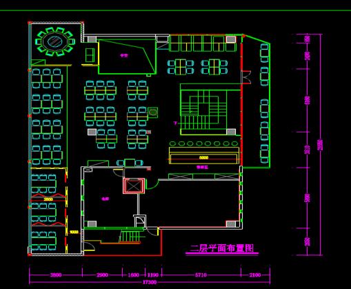 欢乐海岸的CAD施工图