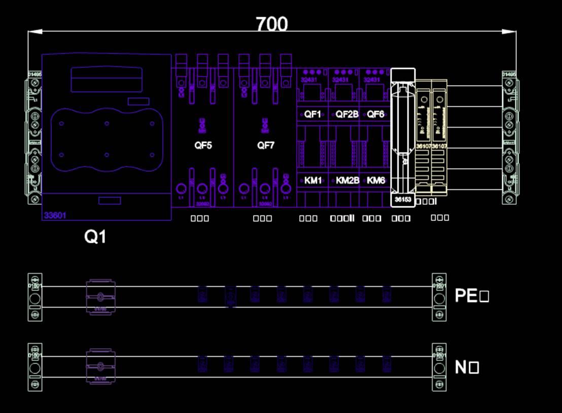电路图机械设计方案CAD图