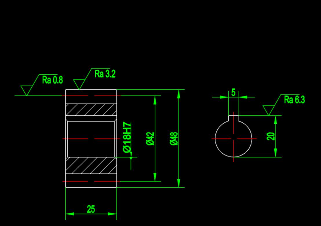 一套完整的机械设备CAD图纸