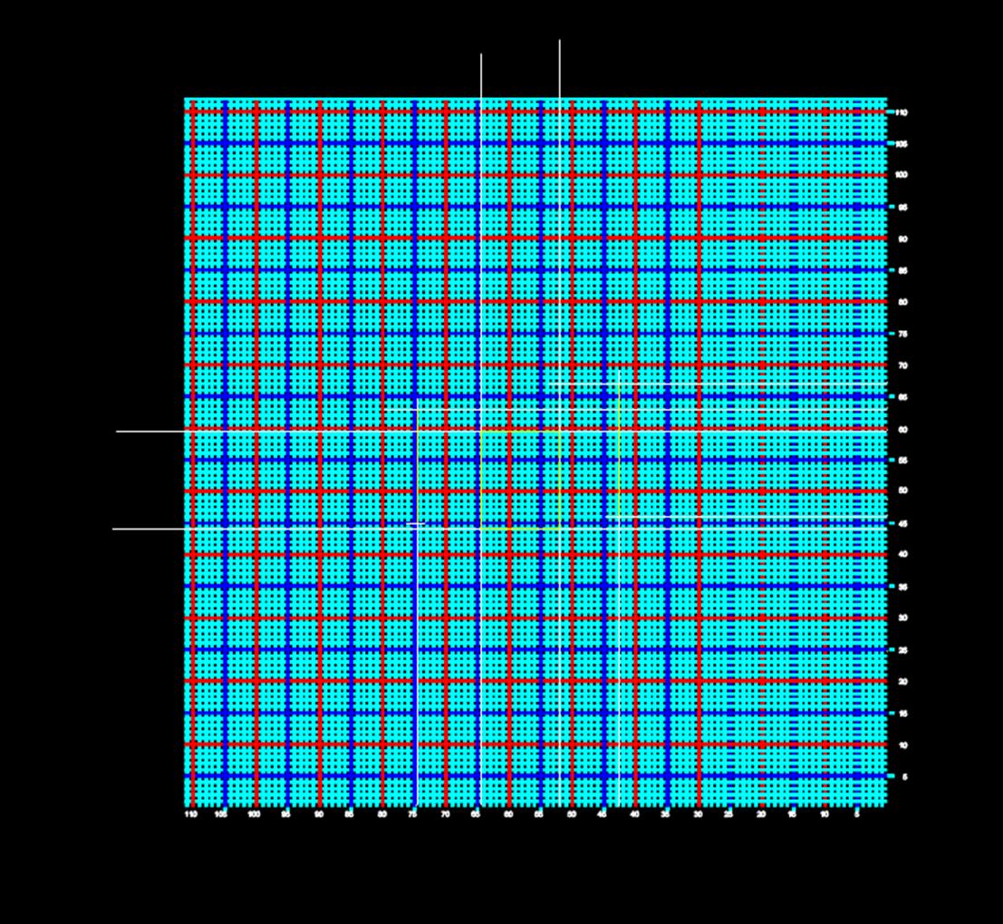 CAD机械制图图纸-玻片示意图