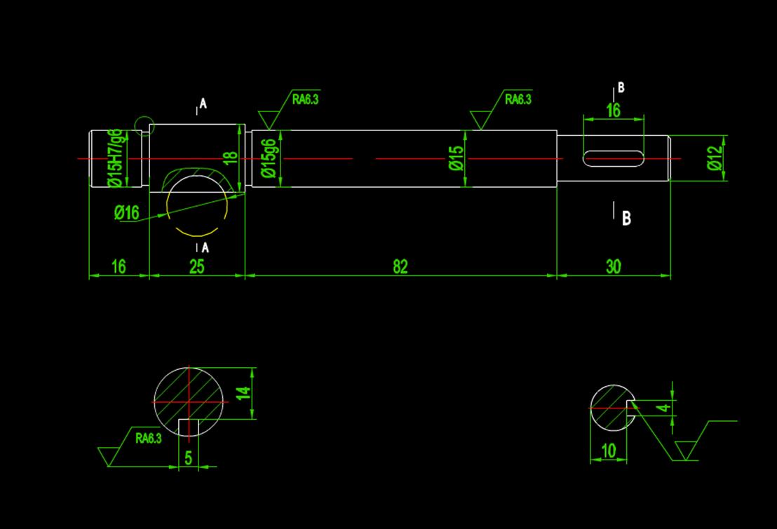 机械设备CAD图纸-装配图