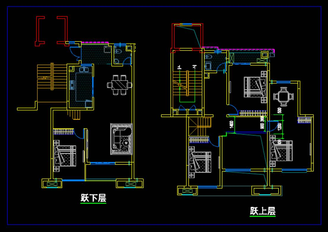 结构设计之建筑结构设计CAD图纸