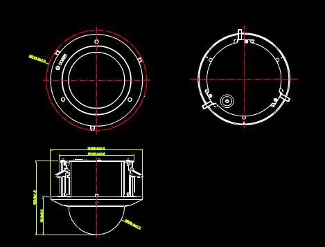机械CAD图纸怎么看