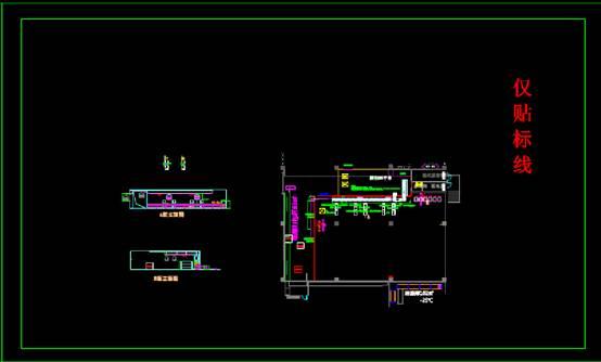 无锡自动化CAD图纸绘制