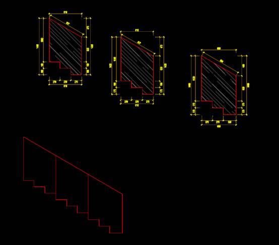关于CAD室内装修平面图