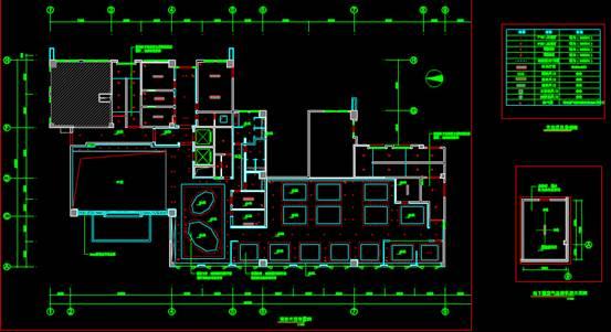 CAD建筑施工图纸之施工图设计
