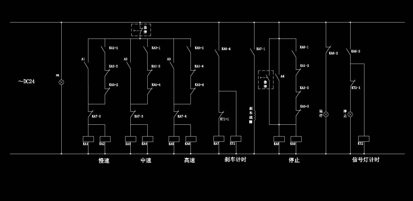 电子电工CAD图纸之卷铁芯机设计