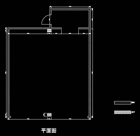 装饰设计CAD图纸之生活馆设计
