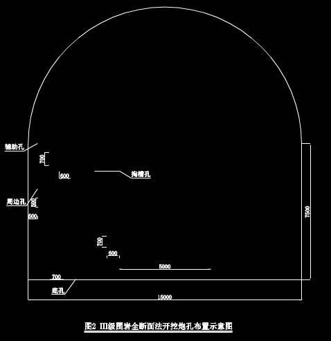 CAD图纸大全之断面示意图