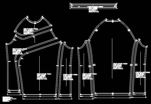 机械设备CAD图纸之构件设计