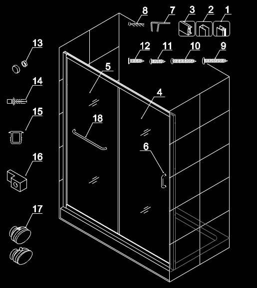 CAD机械零件制图之家具设计