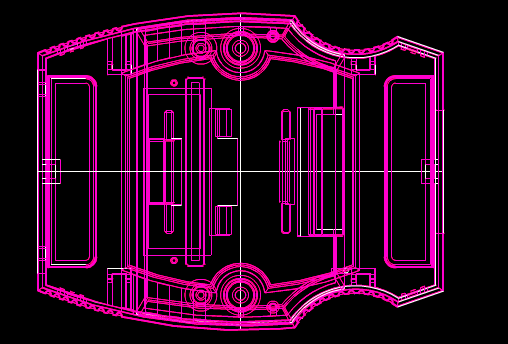 CAD机械制图图纸下载图纸实例