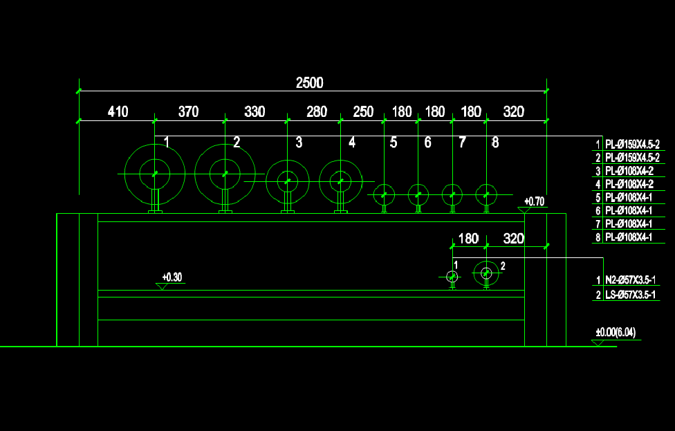 CAD机械制图之报警器