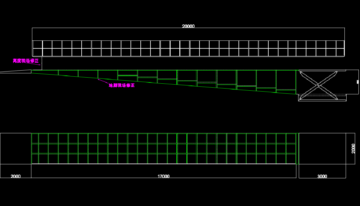 CAD机械制图之平台