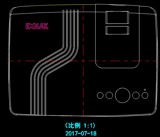 CAD室内用品设计图纸实例
