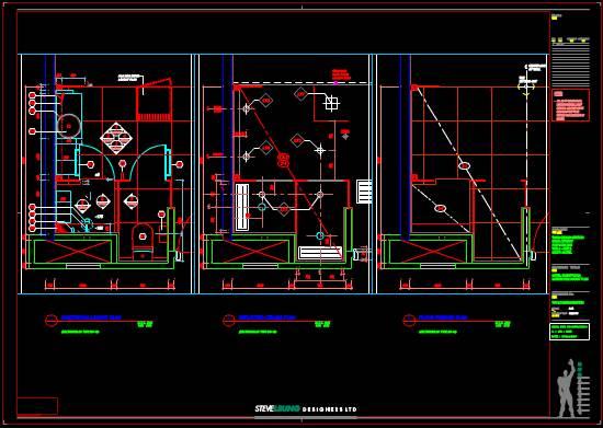 某宾馆酒店建筑CAD图纸