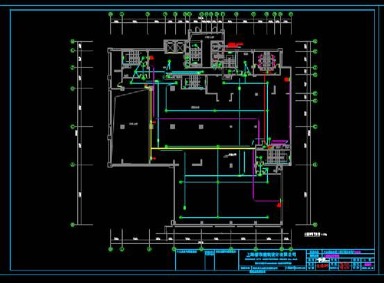 大众住宅项目电气设计CAD住宅建筑电气图纸