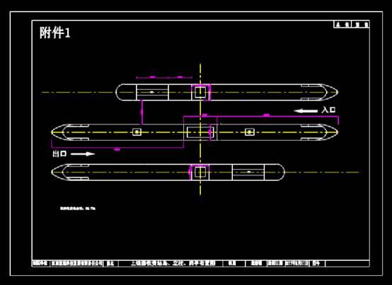 ETC标准化建筑设计CAD图纸