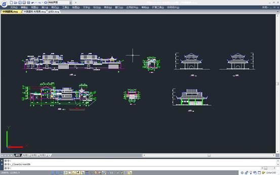 CAD教程之CAD软件绘制图纸的过程