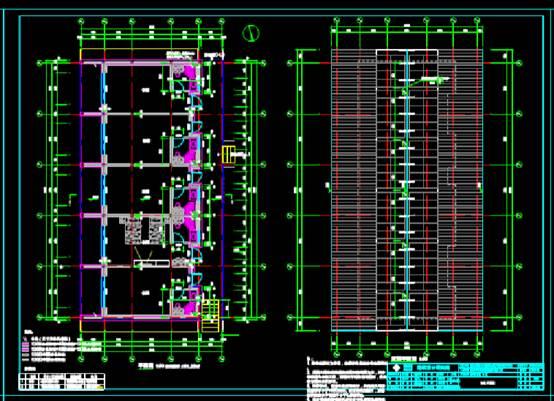客房宾馆酒店建筑CAD图纸