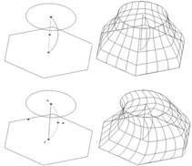 CAD建模教程之放样