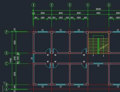 CAD软件如何设置属性递增的CAD教程