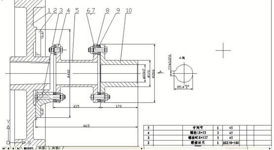 CAD软件操作方法之明细表操作流程CAD教程