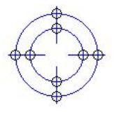 CAD教程之CAD中心线三