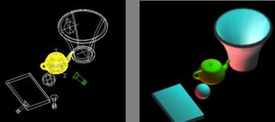 CAD图形渲染功能怎么操作