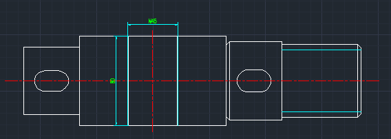 CAD制图初学入门之CAD参数化孔是什么