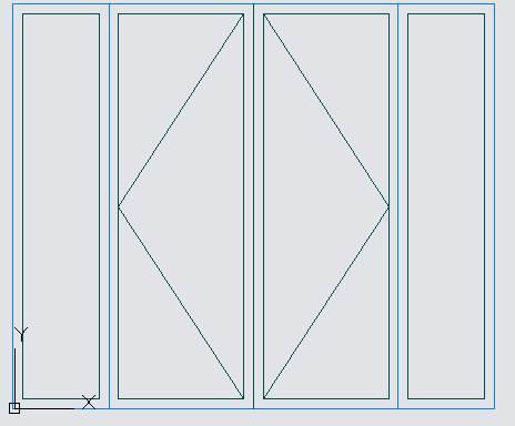 CAD软件创建动态块的CAD教程