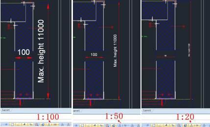 CAD软件设置注释性比例的教程