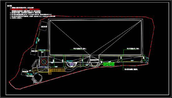 某景区的给排水CAD图纸