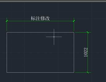 CAD标注恢复原值操作