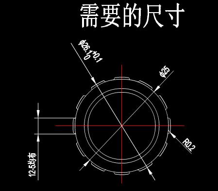 机械零部件图纸下载之轴承套