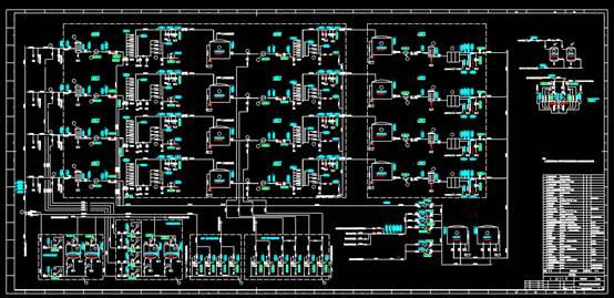 电力勘测CAD图纸下载之锅炉