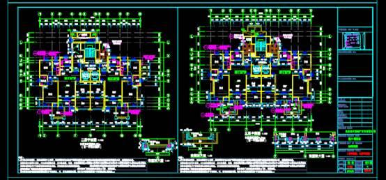 CAD建筑图纸快速查看之户型大样