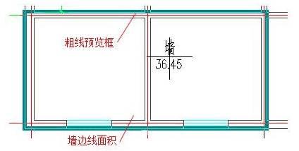 CAD如何绘制墙体轮廓