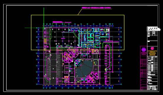 科技热水器的给排水CAD图纸