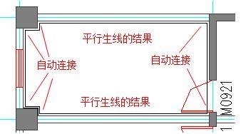 CAD建筑软件教程之平行生线