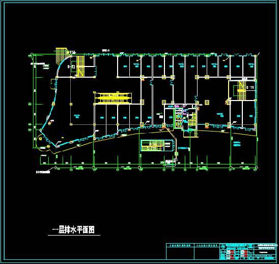 CAD快速查看建筑图的操作过程
