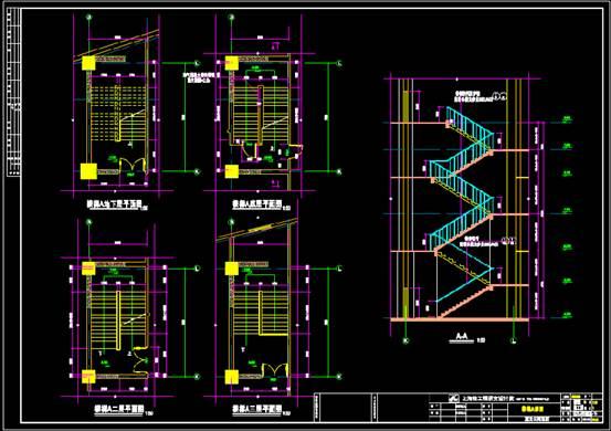某公寓酒店的CAD建筑工程图