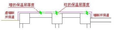 如何使用CAD中的保温层特性功能